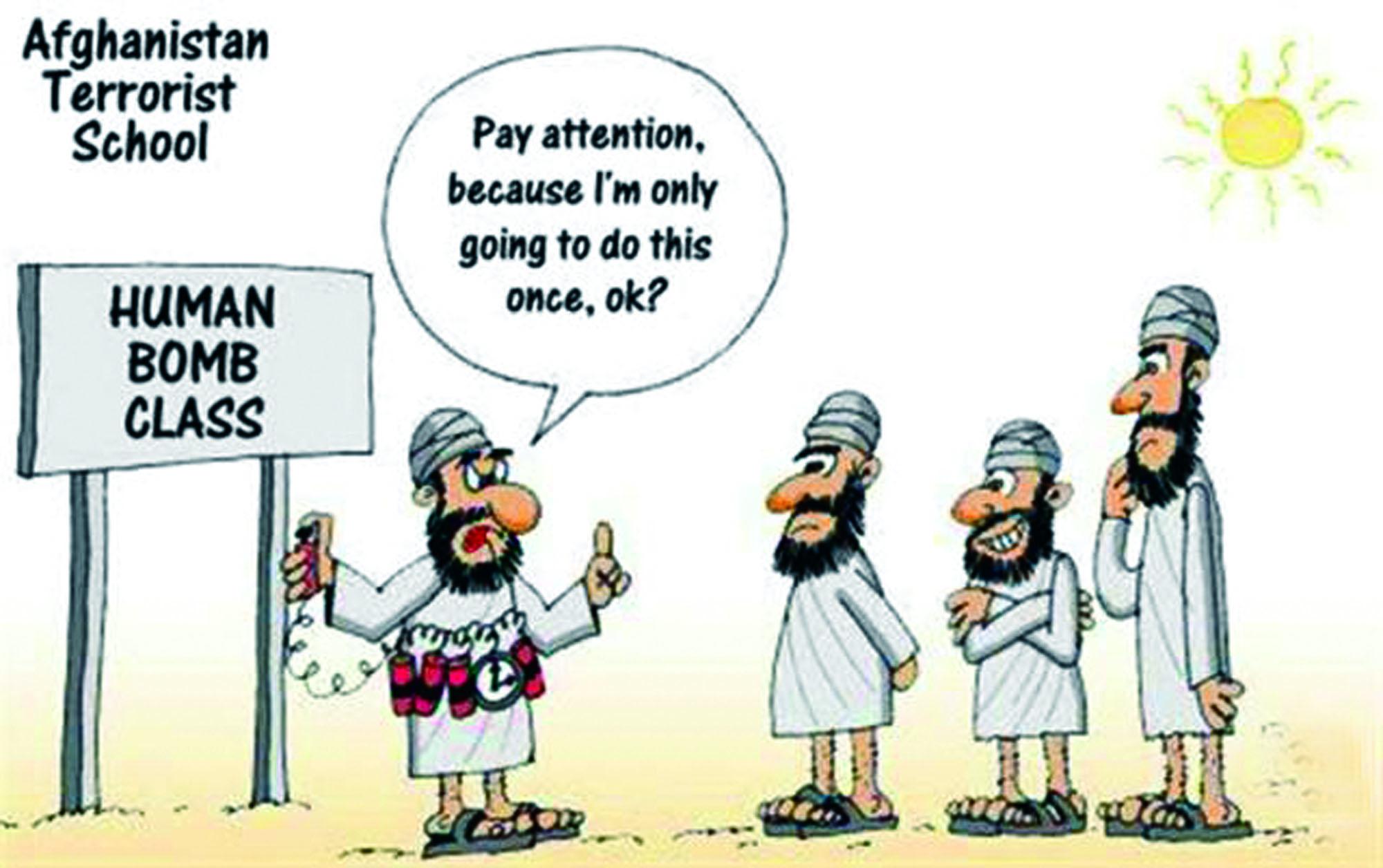 Terrorist MOs