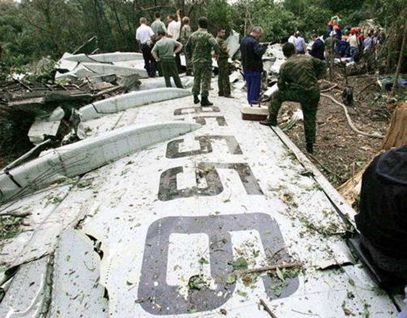 187 Moscow Airliner Bombings